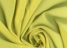 Vanessa High Quality Chiffon  Citron