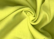 Vavaldi Linen Fabric Yellow