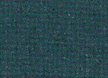 Wool Coating Houndstooth Teal