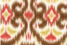 Woven Cotton Upholstery Fabric Popcini Alhambra Amour by Iman