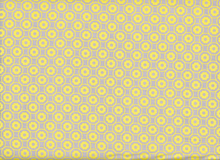 Zest Dazy Pearl Cotton Yellow/Grey