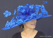 Amazing Royal Hat for the Kentucky Derby