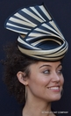 Ancient Egyptian Inspired Fascinator Hat