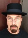 Men's Pork Pie Hat in Wool Felt