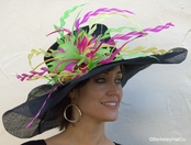 California Kentucky Derby Hat