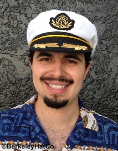 CAPTAIN'S YACHT HAT #2