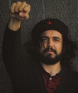 CHE Guevara Beret with Attached Hair