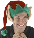 Christmas Elf Hat<br>with Ears