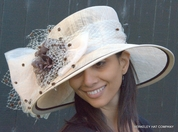 Churchill Downs Women's Derby Hat