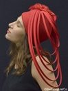 GaGa Cloche Hat with Rings