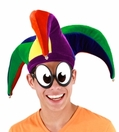 Court Jester Hat<br>Multi-Colored