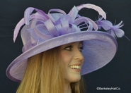 Cover Girl Kentucky Derby Hat