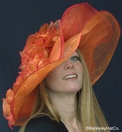 Derby Bridal Shower Hat