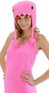 DOMO Costume Kit Hat and Shirt, Pink