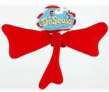 Dr. Seuss Cat in the Hat<br> Red Bow Tie