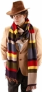 Dr. Who Tom Baker Scarf<br>Officially Licensed