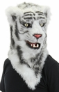 Elope Mouth Mover Mask - White Tiger