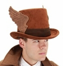 Elope Winged Hat Band