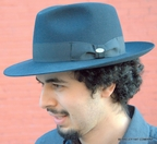 European Fur Felt Men's  Hat <br> Wide Brim