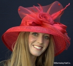 Fifth Avenue Women's Derby Hat