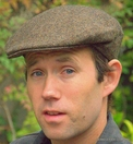 Fine Weave Donegal Driving Cap (IR01)