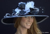Head Turning Kentucky Derby Hat