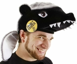 HONEY BADGER HAT Pin Included!!!