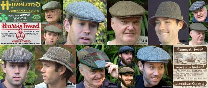 IRISH  HATS & CAPS