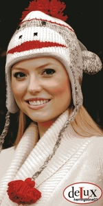 Knit ANIMAL Hats and Spirit Hats