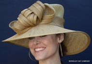 Ladies Kentucky Derby Dress Hat