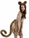Leopard Tail, Oversized Deluxe
