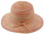 Multi-Color Medium Brim Sun Hat