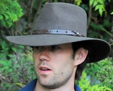 OUTBACK FELT HAT  FROM SOUTH AMERICA