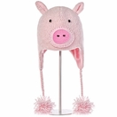 Piggy Knit Hat