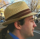 PINZANO FEDORA, Wheat Straw