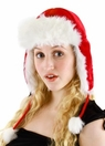 Santa Aviator Hat