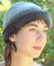 Angora Reversible Space Dyed Beanie by Parkhurst