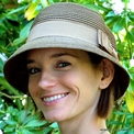 straw cloche hat