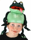 The Croaker<br>Frog Hat