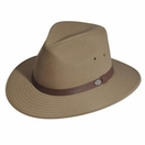 Water Resistant Hiking Fedora Hat