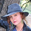 Women's Wide Brim Fedora