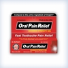 Adult Oral Gel Dental Pain Relief 0.33 oz Sheffield Pharmaceuticals