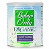 Baby's Only Organics Dairy Based Formula Iron Fortified - 12.7 oz