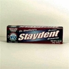 Staydent Denture Adhesive Cream .85 oz Sheffield Pharmaceuticals