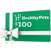 $100 HealthyPets.com Gift Certificate