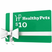 $10 HealthyPets.com Gift Certificate
