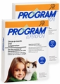 12 MONTH PROGRAM Orange: For cats up to 10 lbs