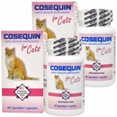 2 PACK Cosequin® for Cats 80 count (160 CAPSULES)