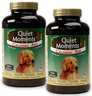 2-PACK NaturVet Quiet Moments - Calming Aid (120 Tabs)