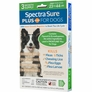 3 MONTH Spectra Sure Plus IGR for Dogs 23-44 lbs
